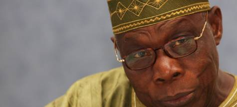 Former  Nigeria President